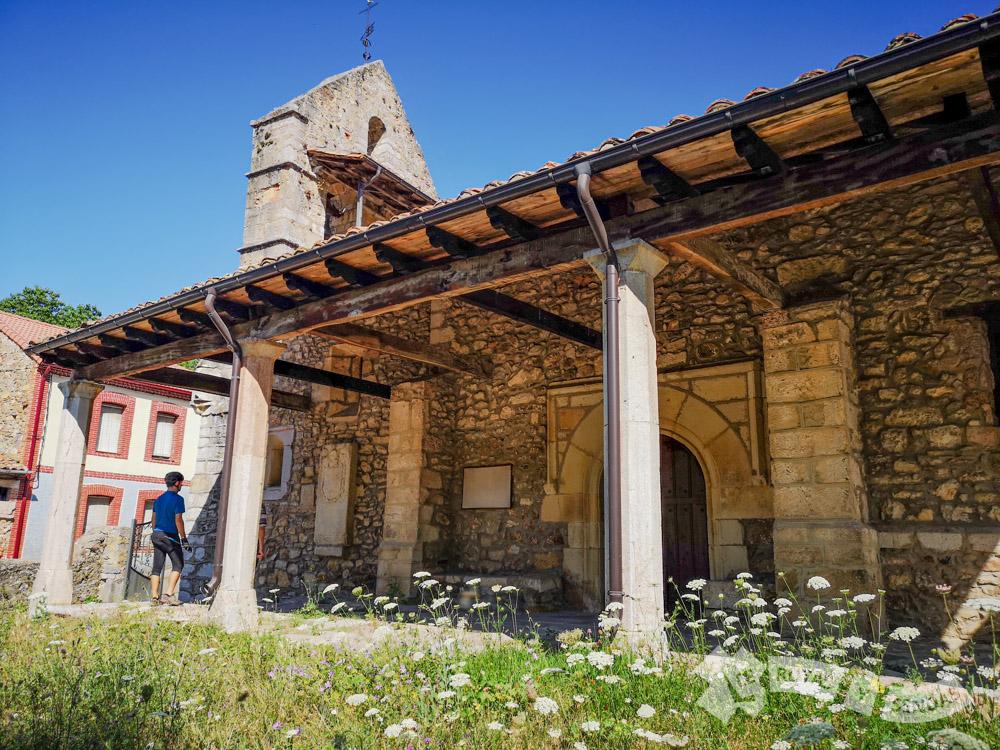 Iglesia de San Martín (Palazuelo)