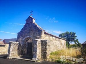 Ermita del Santísimo Cristo (Lago de Omaña)
