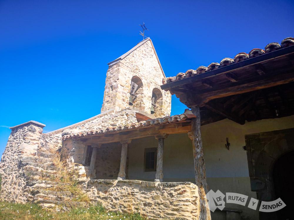 Iglesia de San Bartolomé (Lago de Omaña)