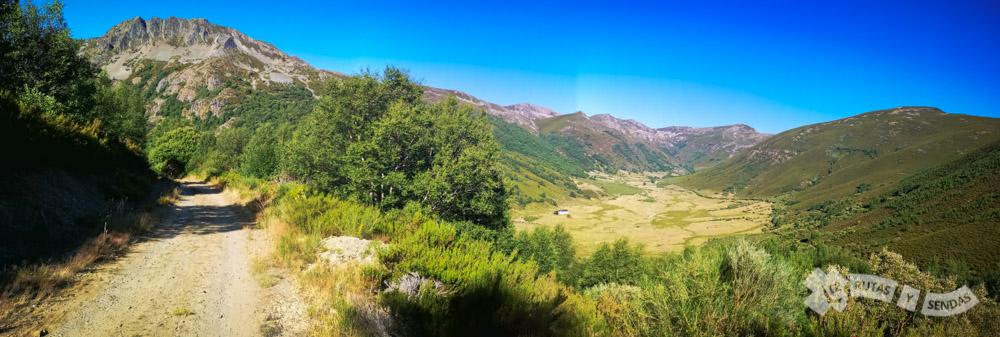Vistas del Campo de Santiago