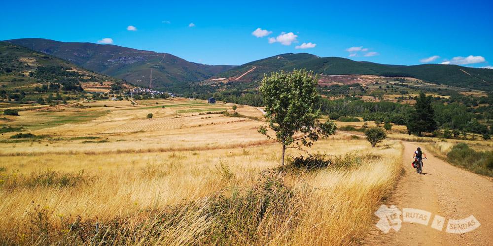 Dejando atrás el Valle de Boeza