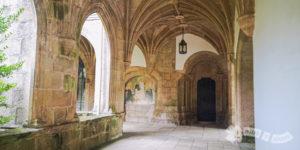 Claustro Pequeño (Monasterio de San Julián)