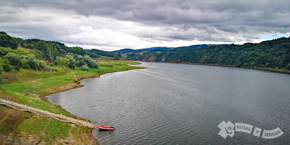 Río Miño (Embalse de Belesar)