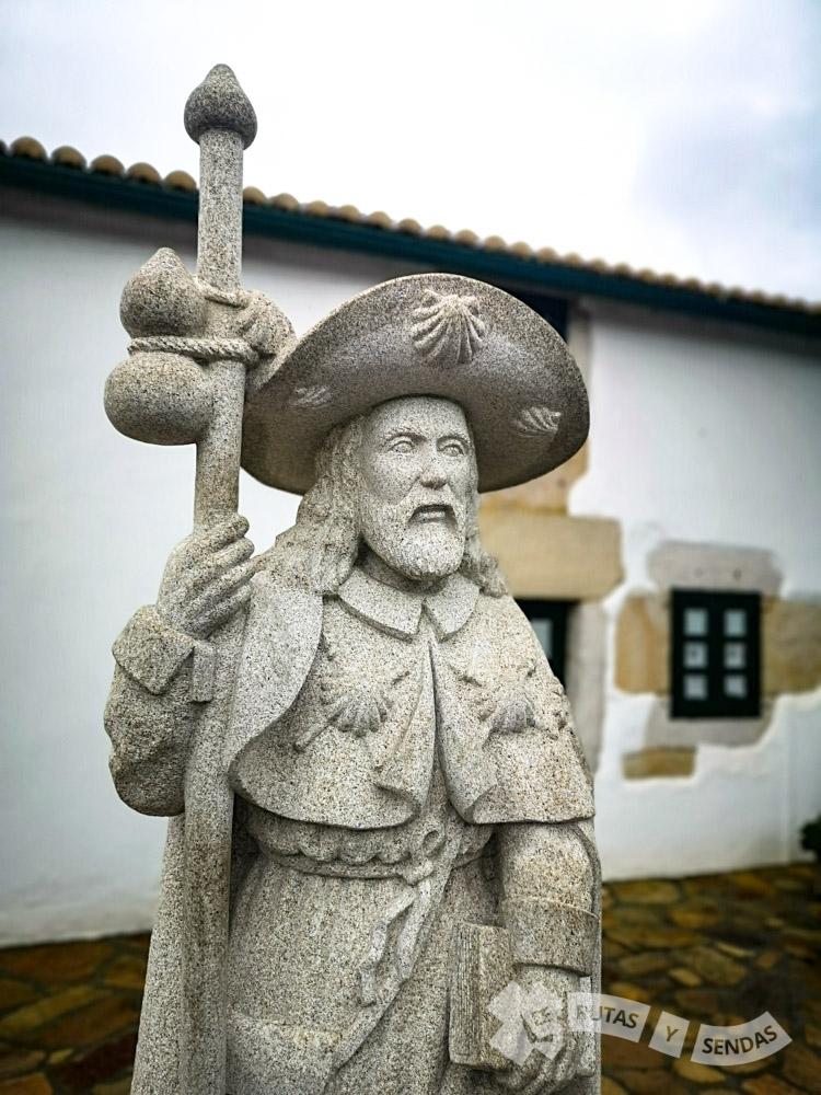 Talla de Santiago (O Coto)