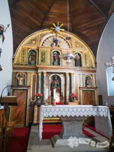 Iglesia de Santiago de Boente