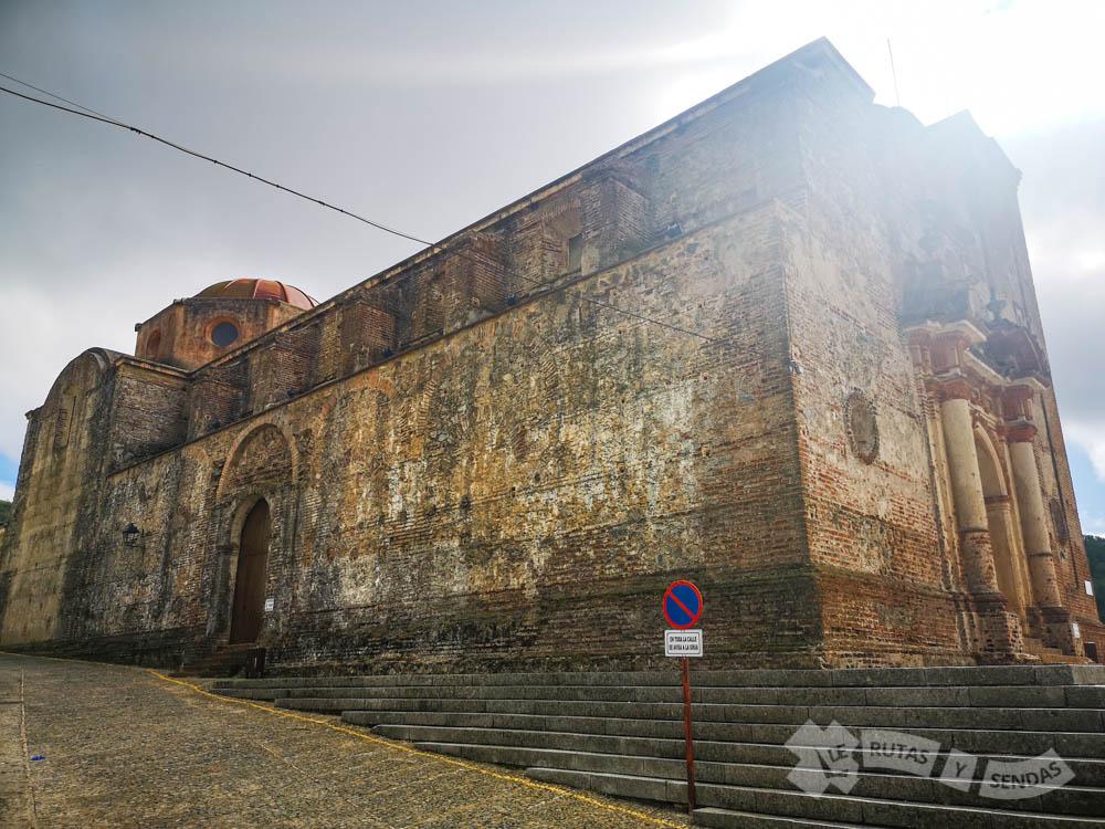 Iglesia Inacabada
