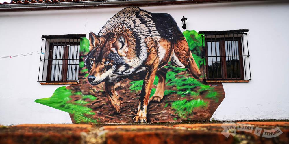Grafitti de Isaac García