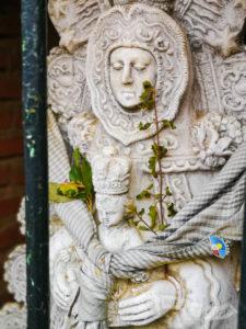 Talla de la Virgen del Rocío