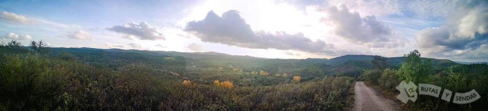 Vistas desde el Monte el Palancar