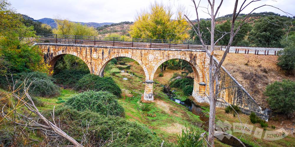 Viaducto Ferrocarril Huelva-Madrid