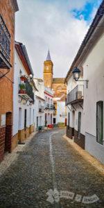 Calles de Valdelarco