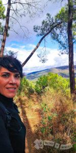 Por la Sierra de la Laja