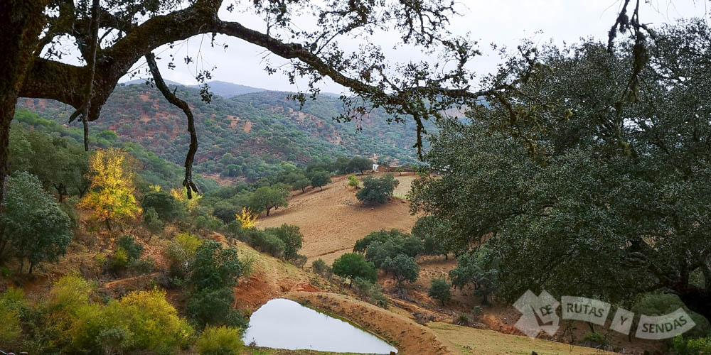 Descenso en busca del Río Caliente