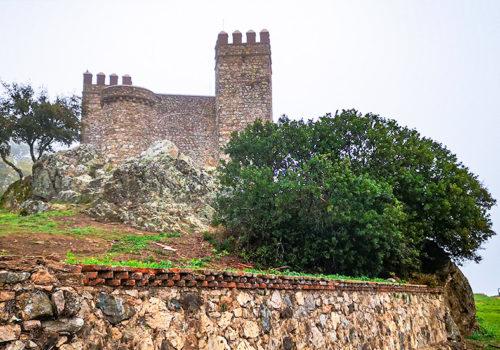 ETAPA 4 · Posada de Cortegana – Santa Ana La Real