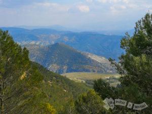 Vistas al Cerro de la Camorrilla