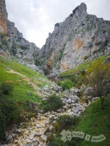 Cañón del Río Bailón