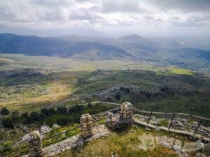 Vistas desde el Balcón de Andalucía