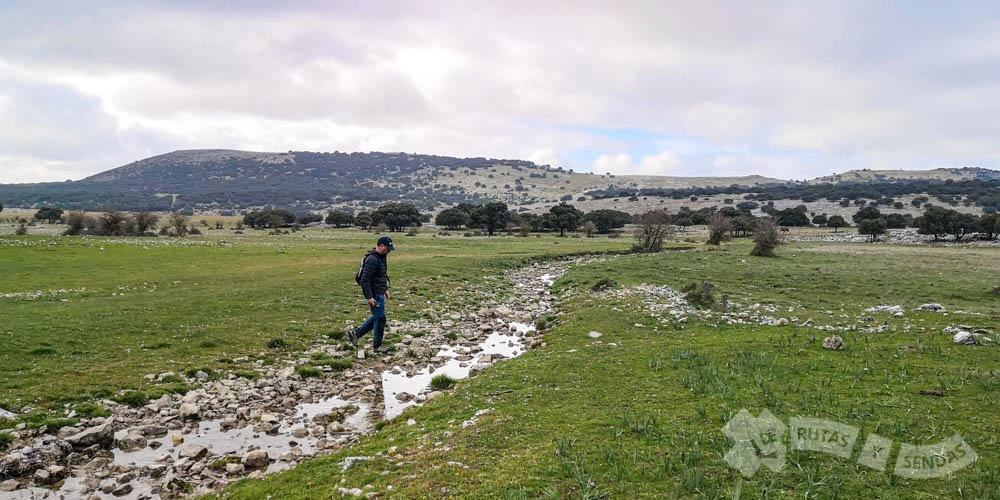 Arroyo de las Chorreras