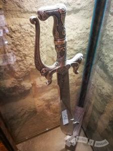 Espada árabe