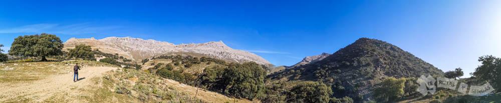 Rumbo al Cortijo de Alto de Torres