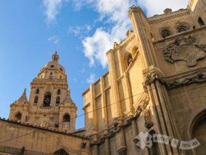 Capilla de los Vélez y Torre-Campanario