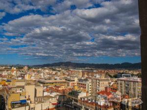 Vistas de la ciudad de Murcia