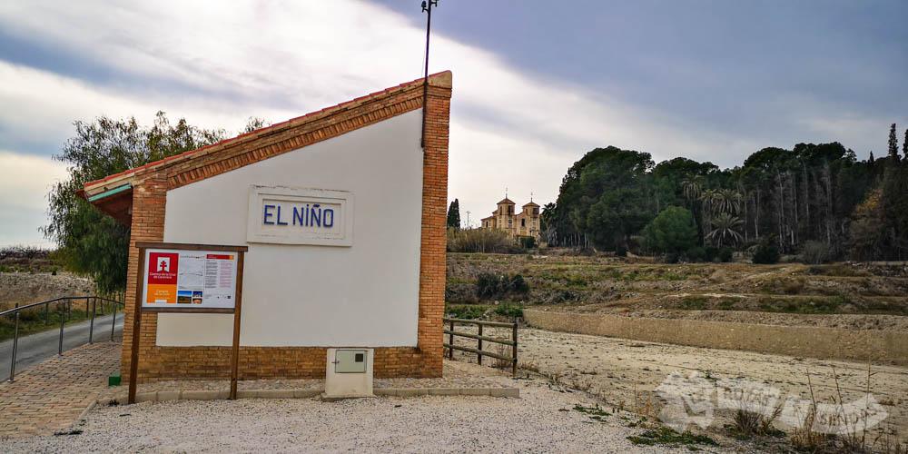 Estación de El Niño