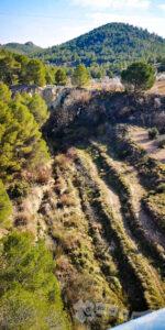 Sobre el Arroyo de Burete