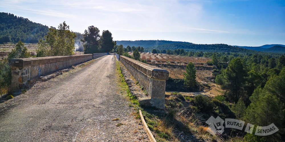 Viaducto sobre el Arroyo de Burete