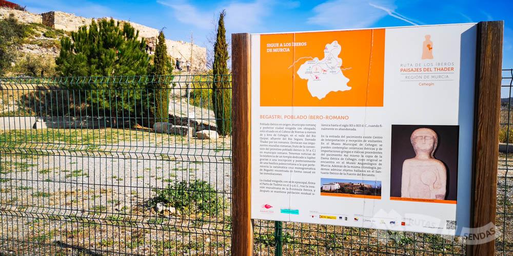 Ruinas de Begastri