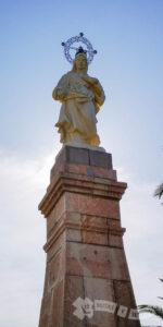 Virgen en la Plaza del Convento