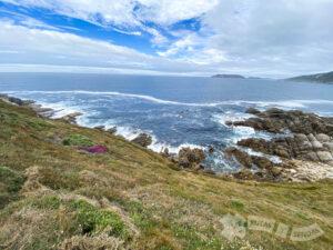 Vistas del litoral