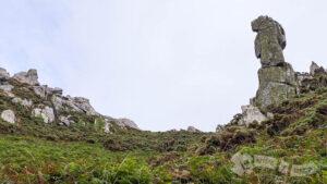 Rocas de formas imposibles