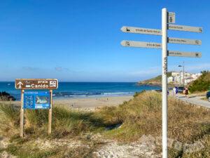 Playa de Canido
