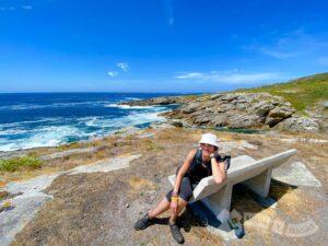 Vistas desde Punta do Aguillón