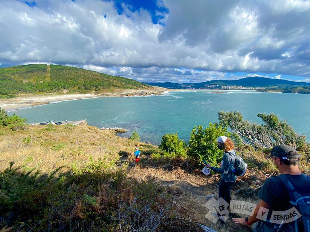 Descenso a Playa de Balarés