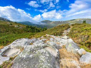 Ascenso al Monte A Arbosa