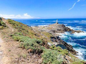 Punta do Roncudo y su Faro