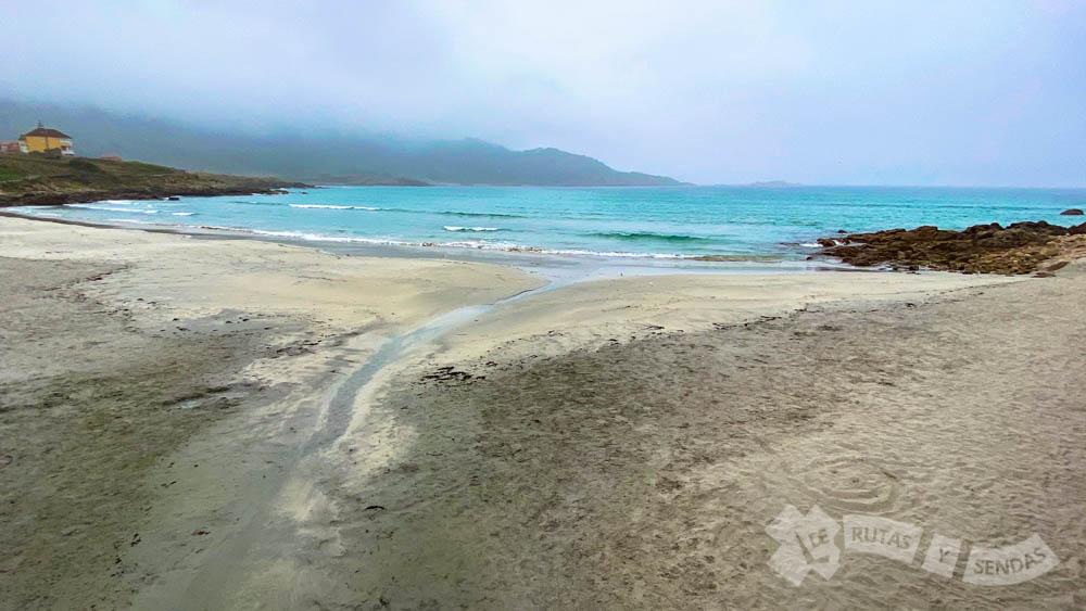 Playa de Arou