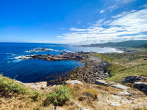 Punta Bateadora y Ensenada do Colludo
