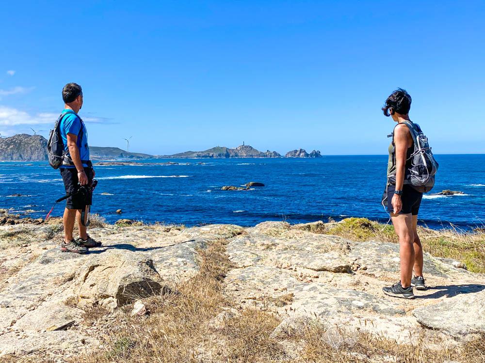 Vistas al Cabo Vilán