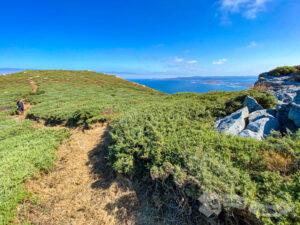 Descenso del Monte Buitra