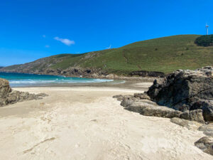 Playa de Moraime