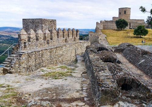 JIMENA de la FRONTERA – Castillo y Fábrica de Artillería
